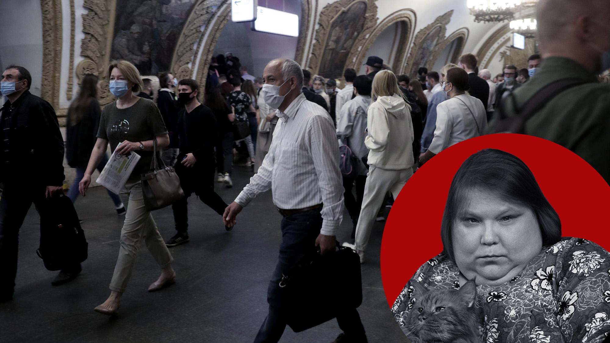 Штрафы для антиваксеров: Журналист Александра Баязитова — об обязательной вакцинации в Москве