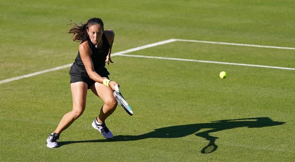 Дарья Касаткина выиграла второй матч за день и третий раз в сезоне вышла в финал турнира WTA