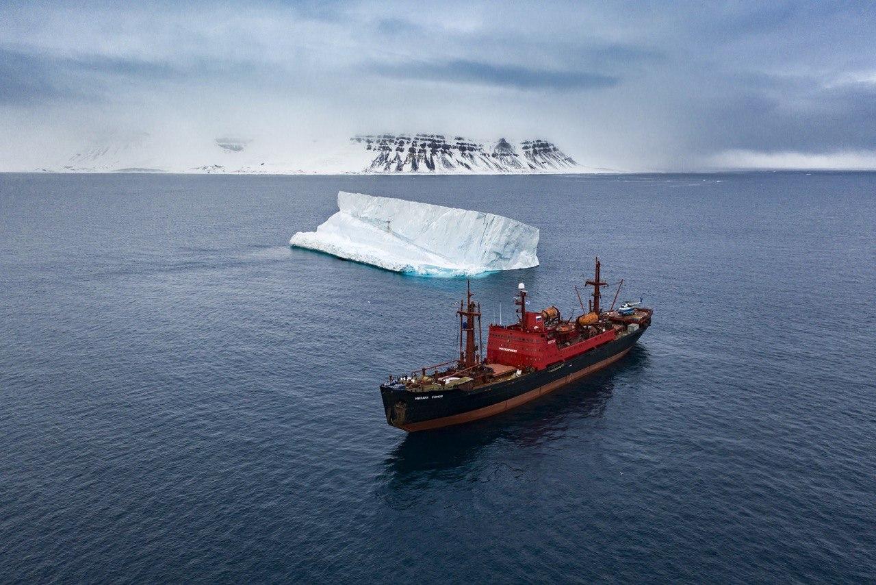 'Газпром нефть' отправляется за 'морским единорогом'