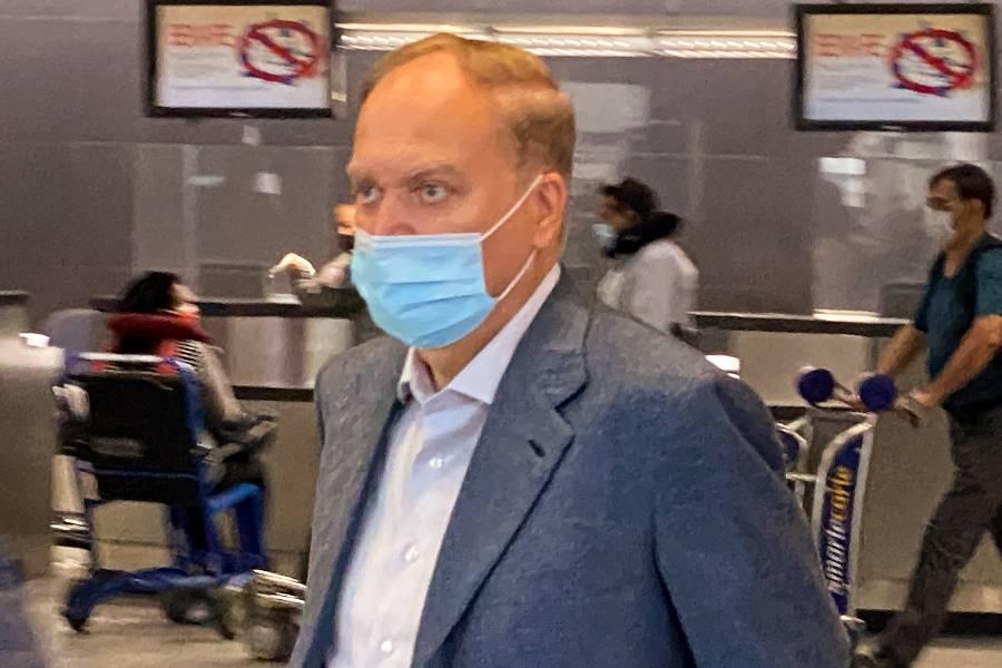 Посол России вернулся на рабочее место в Вашингтоне