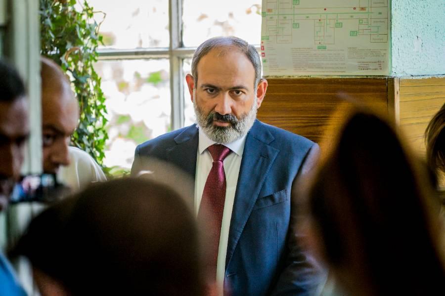 На этот раз 'стальная': Пашинян заявил о второй революции в Армении