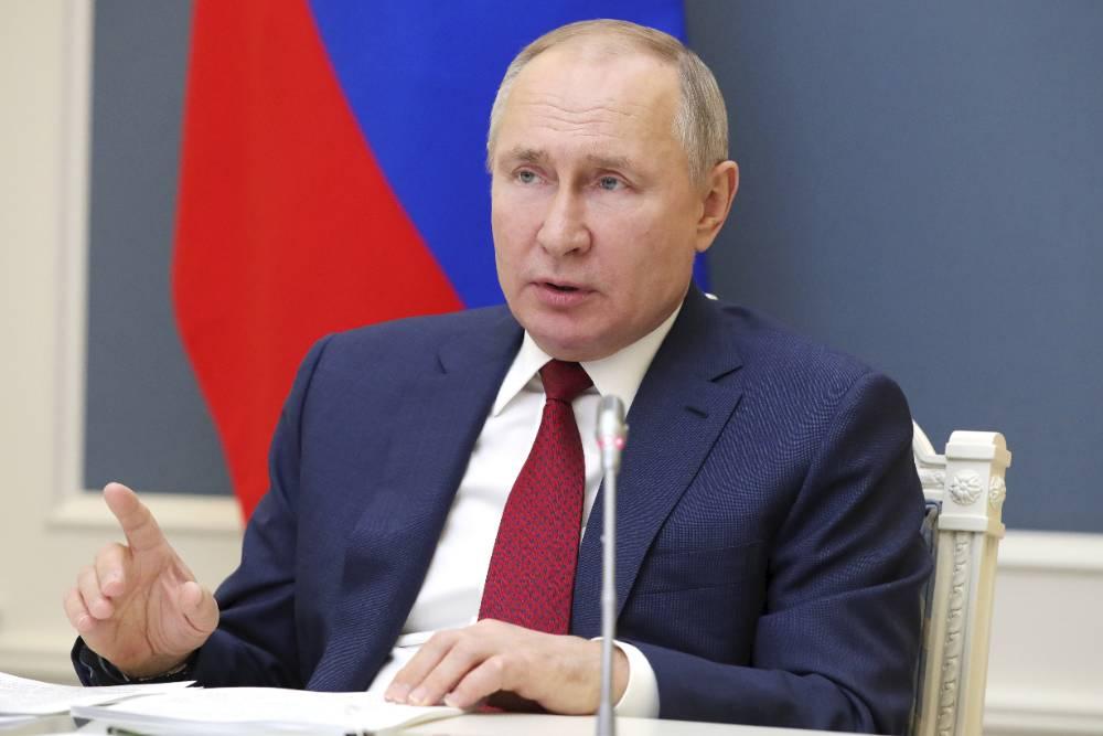 Путин поручил запустить в России программу поддержки молодых бизнесменов