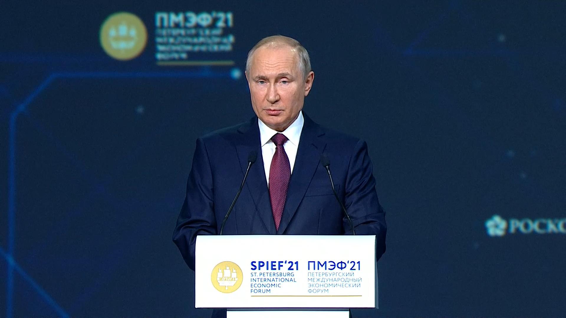 Путин: Я плевать хотел на то, что меня кто-то заблокирует в Интернете