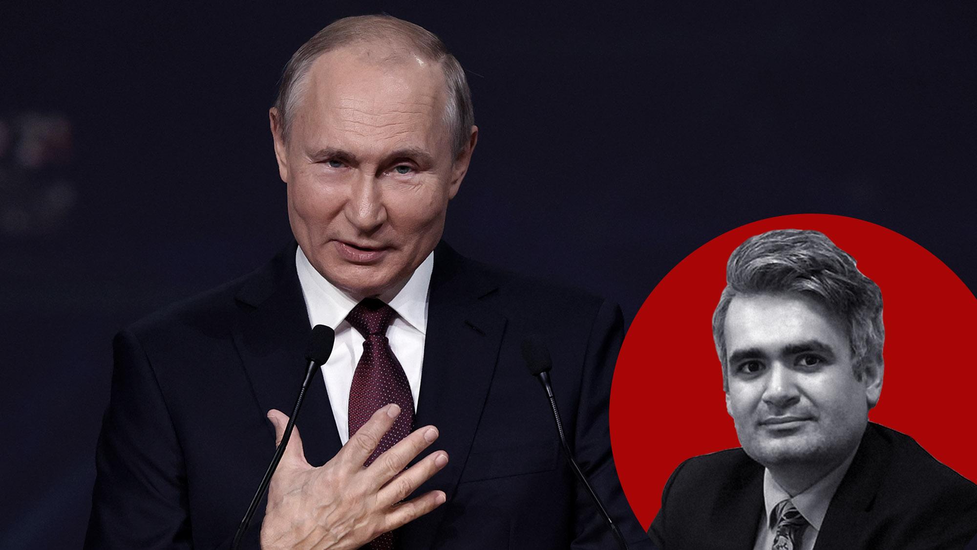 Лихой поворот: Что пишут западные СМИ про слова Путина о 'Северном потоке – 2'