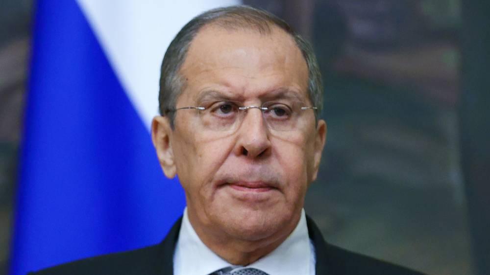 Лавров заявил о безальтернативности Минских соглашений