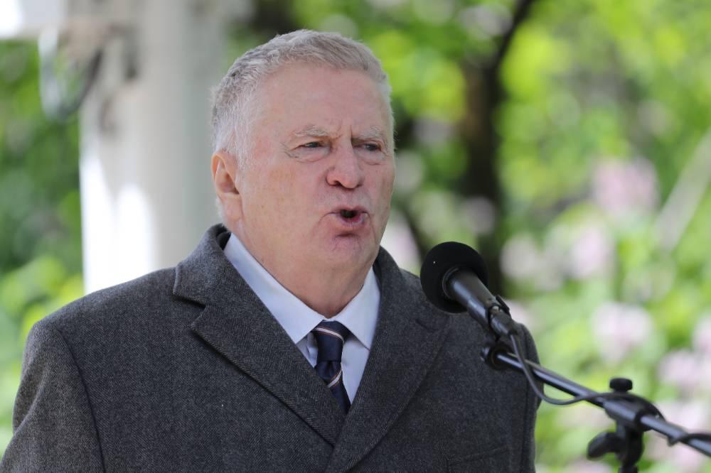Жириновский предложил ограничить число детей в семьях