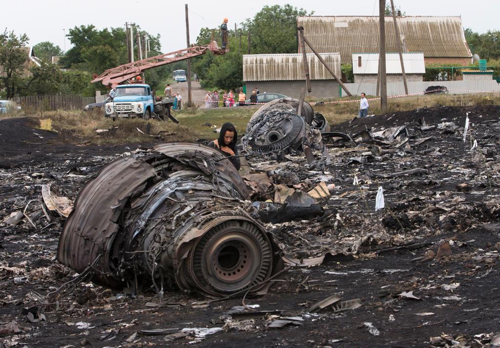 На суде по делу MH17 впервые озвучили показания свидетелей ракетного пуска перед крушением 'боинга'