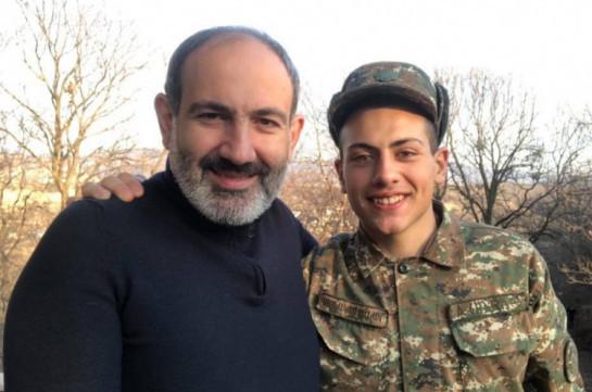 Пашинян предложил обменять своего сына на всех армянских пленных в Азербайджане