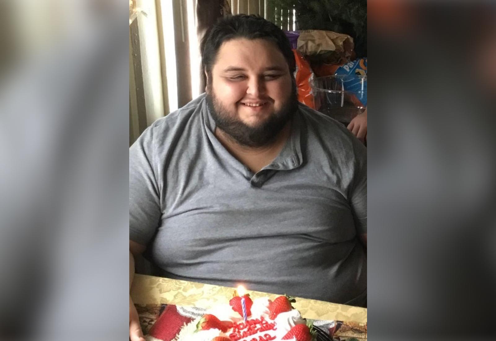 Толстяк сбросил треть веса за пару лет, чтобы впервые в жизни не чувствовать ненависть к своему телу