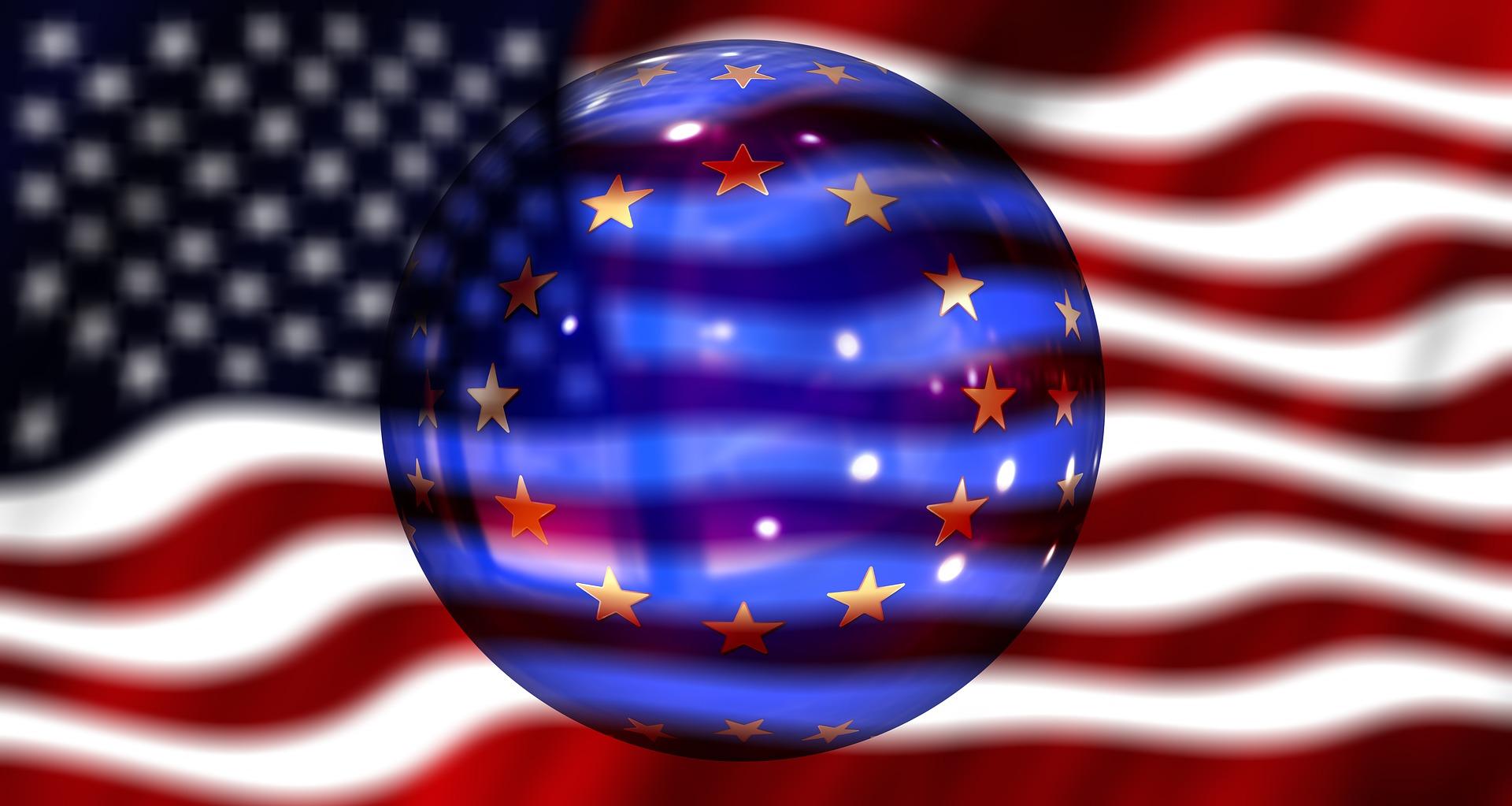 ЕС и США решили вместе противостоять 'конфронтационному поведению' России