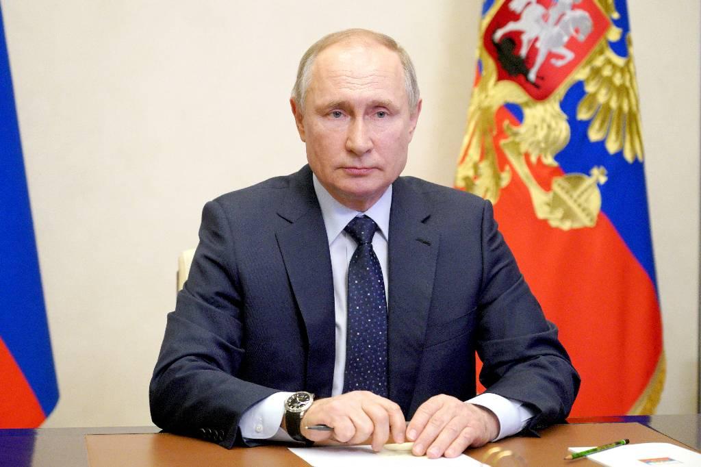 Путин поздравил с праздником Песах российских евреев