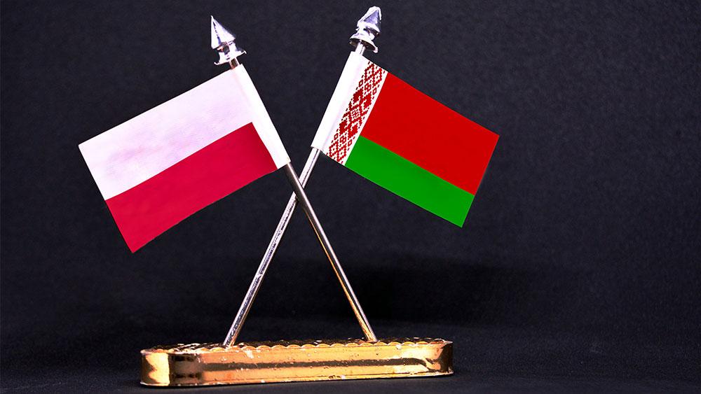 МИД Белоруссии предложил польскому консулу покинуть страну из-за участия в 'дне проклятых солдат'