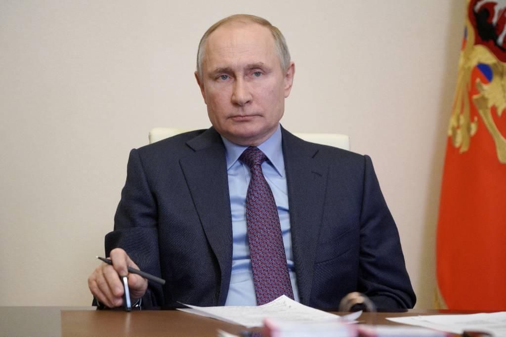 Путин сообщил, что сделал вторую прививку от коронавируса