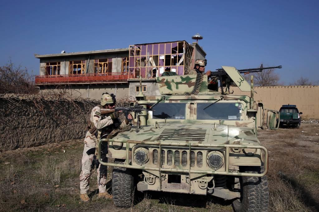 НАТО вслед за США заявило о выводе войск из Афганистана