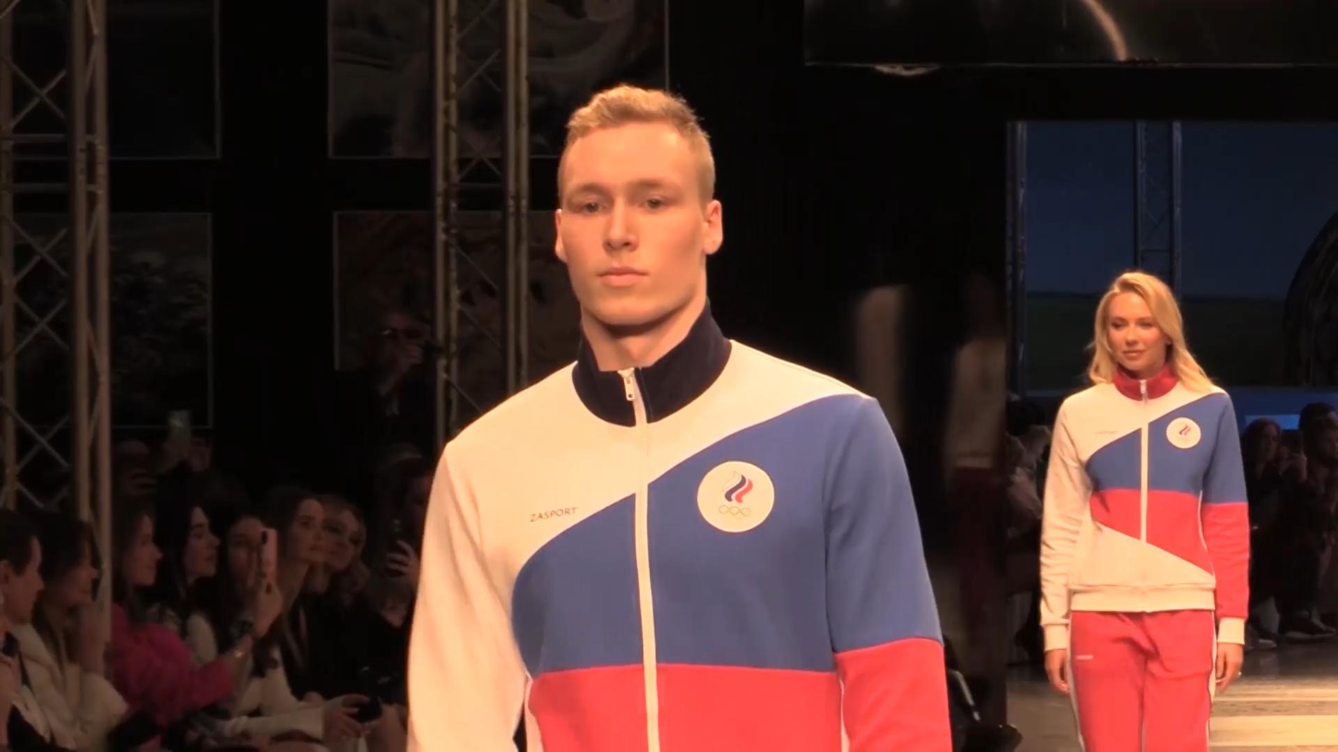 В Москве презентовали форму олимпийской сборной России для Токио-2020 — видео
