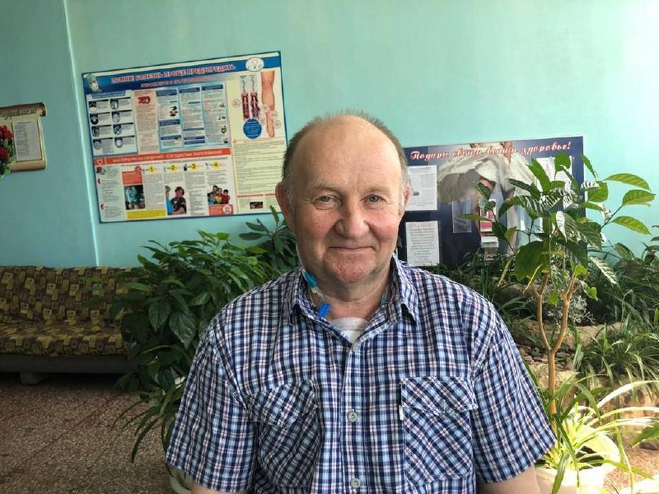 Пациент из горевшего кардиоцентра в Благовещенске рассказал, как сам однажды спас детей на пожаре