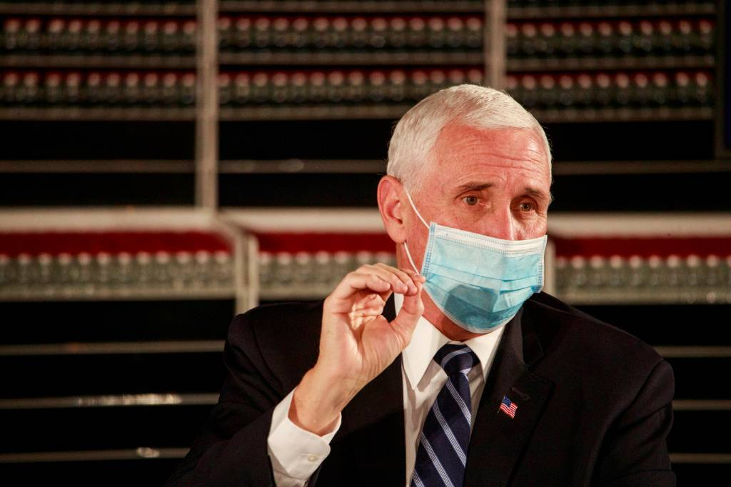 Бывший вице-президент США Пенс перенёс операцию на сердце