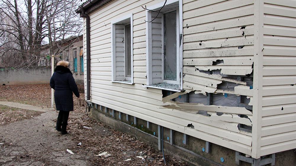 СКР возбудил новые дела по фактам массовых обстрелов населённых пунктов Донбасса