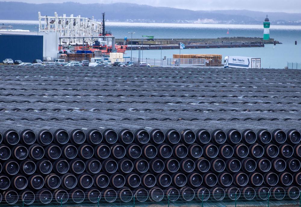 В Германии связали завершение строительства 'Северного потока – 2' с действиями России