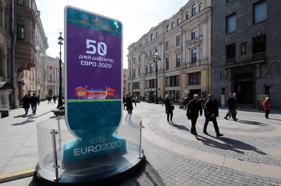 Беглов рассказал Путину о подготовке спортивной инфраструктуры для Евро-2020 в Петербурге