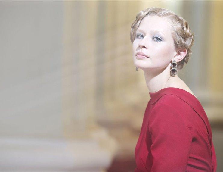 Юлия Пересильд вошла в шорт-лист актрис для съёмок первого фильма в космосе