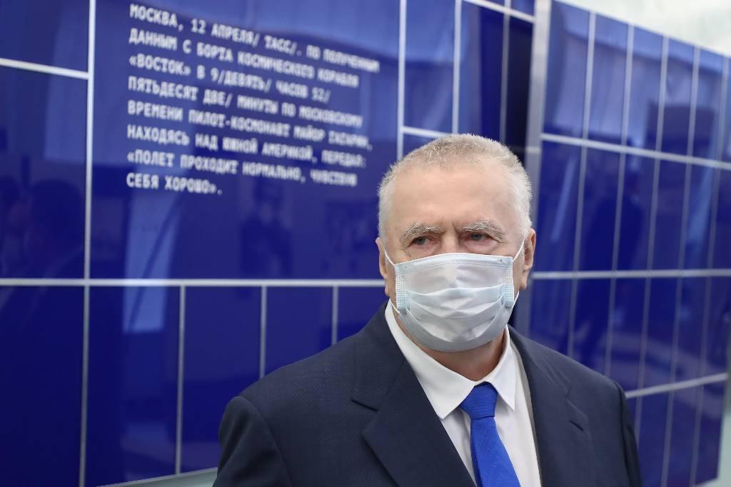 Жириновский: Решать судьбу Европы и мира будет только Путин