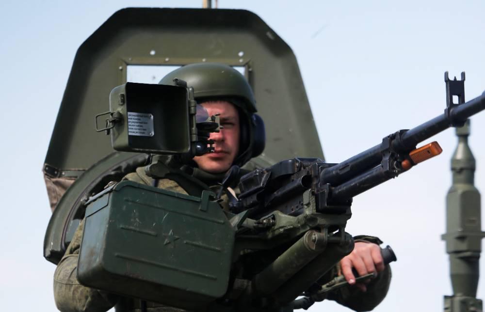 Российские войска начали возвращаться в пункты дислокации после учений