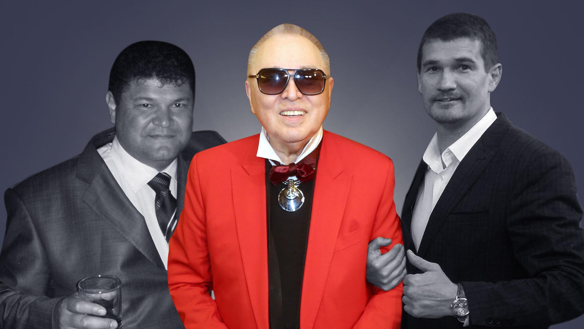 Специалисты по звёздным старикам: что скрывают братья Хусаиновы, устроившие скандальный день рождения модельера Славы Зайцева