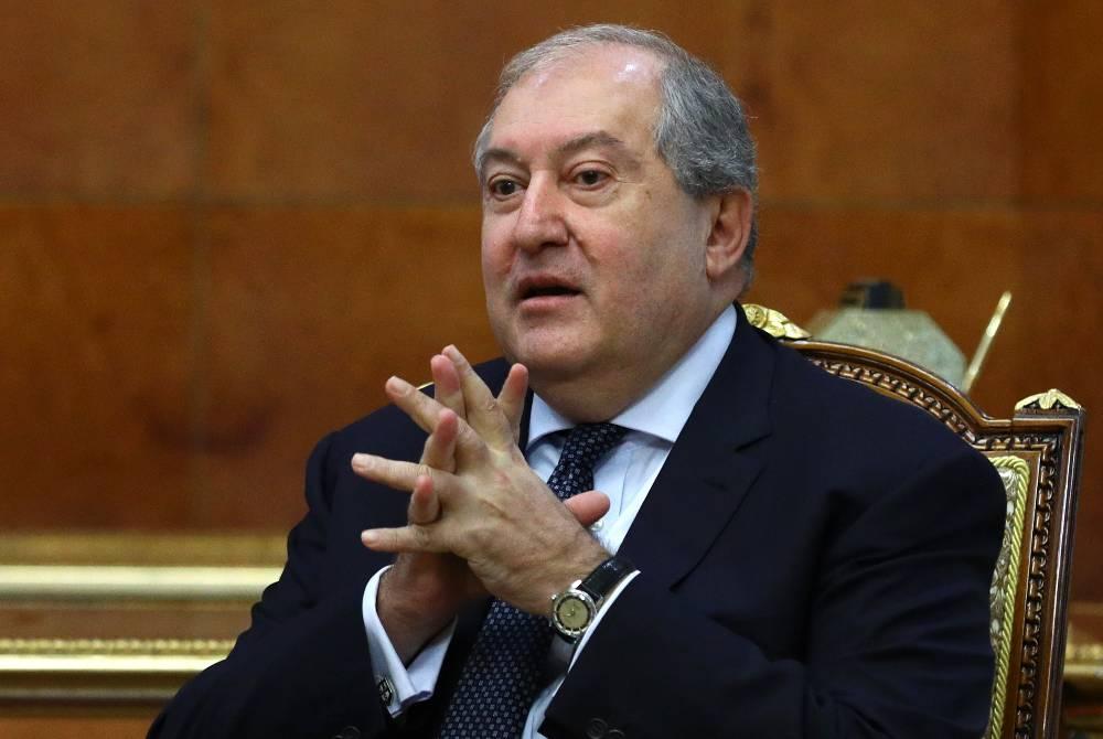 Президент Армении поблагодарил Ким Кардашьян за помощь в признании геноцида