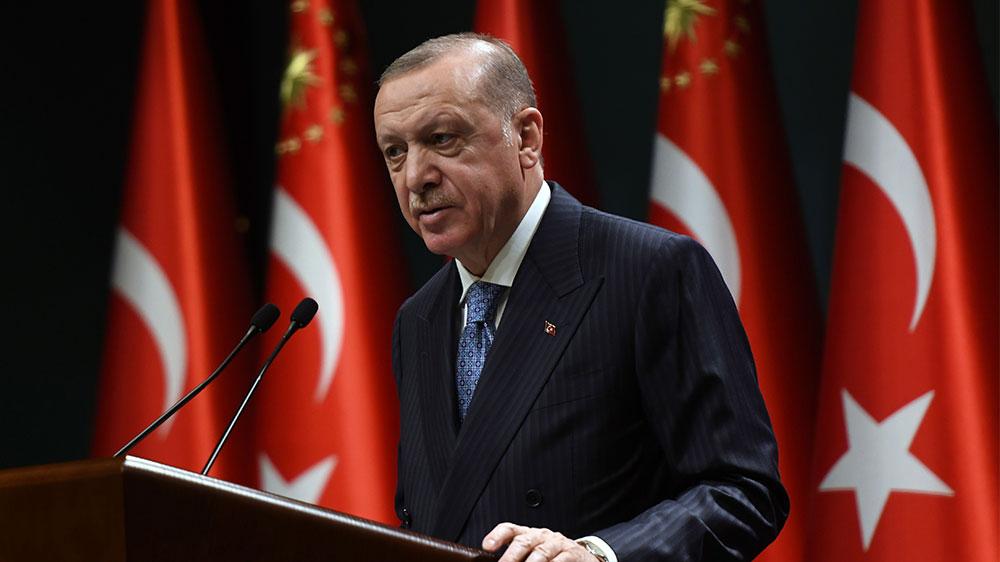 Эрдоган призвал военных не вмешиваться в политику