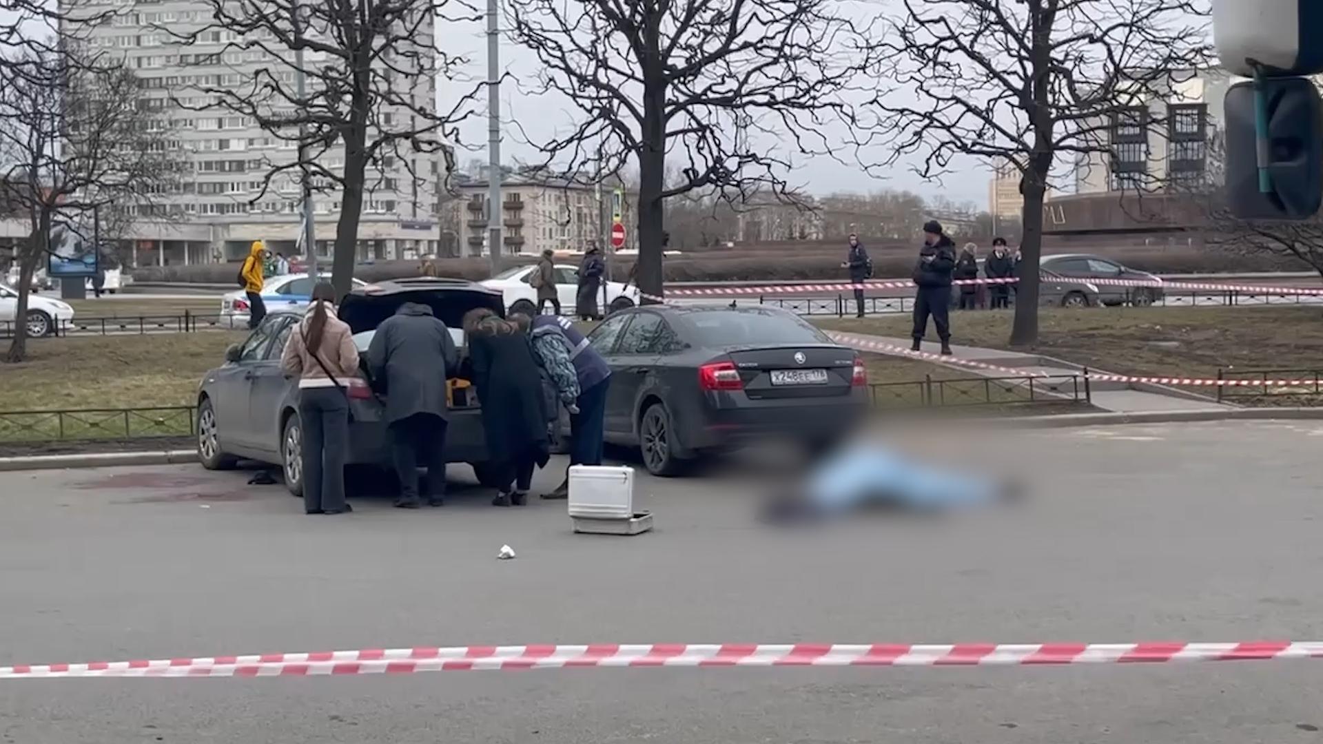Мчал на авто с поддельными номерами: подозреваемый в кровавом нападении в Петербурге задержан в Карелии