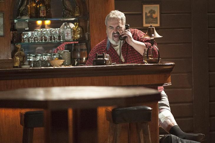 Умер актёр, сыгравший братьев-барменов в сериале 'Твин Пикс'