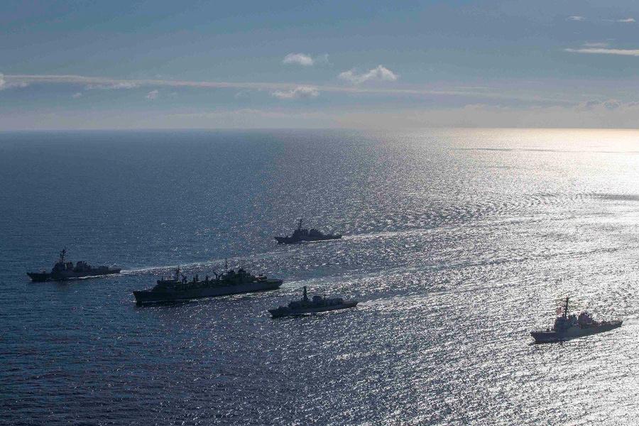 В Крыму потребовали от Запада объясниться за военное присутствие у границ России